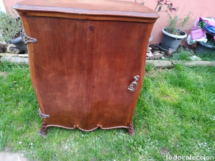 Antigüedades: Maquina de coser Refrey , con mueble precioso - Foto 11 - 195529665