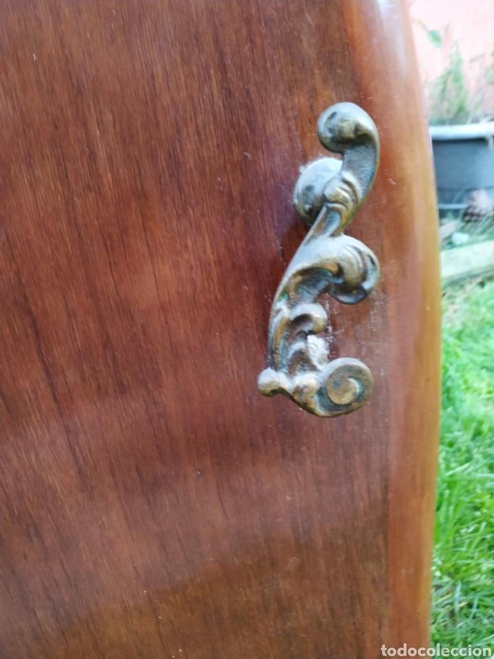 Antigüedades: Maquina de coser Refrey , con mueble precioso - Foto 12 - 195529665