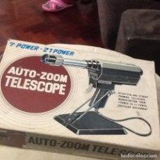 Antigüedades: AUTO-ZOOM TELESCOPE FAVILA . Lote 195594022