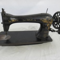 Antiquités: ANTIGUO CABEZAL MÁQUINA DE COSER SINGER. Lote 195711808