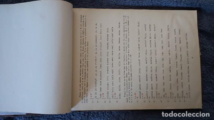 Antigüedades: Curso de mecanografia de la máquina de escribir UNDERWOOD - Foto 4 - 195868570