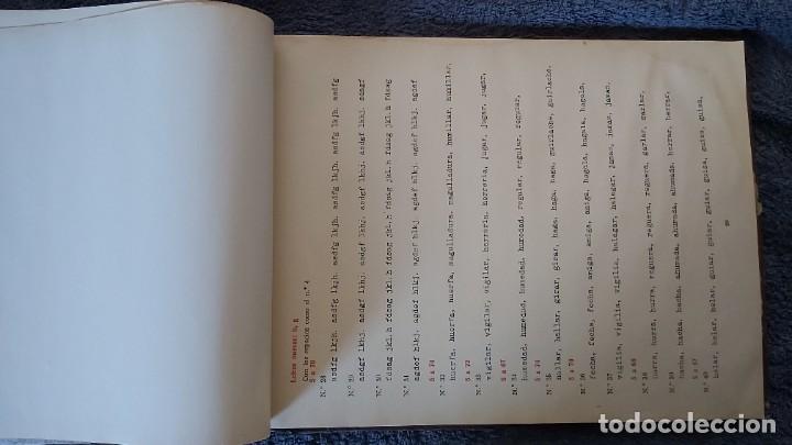 Antigüedades: Curso de mecanografia de la máquina de escribir UNDERWOOD - Foto 6 - 195868570