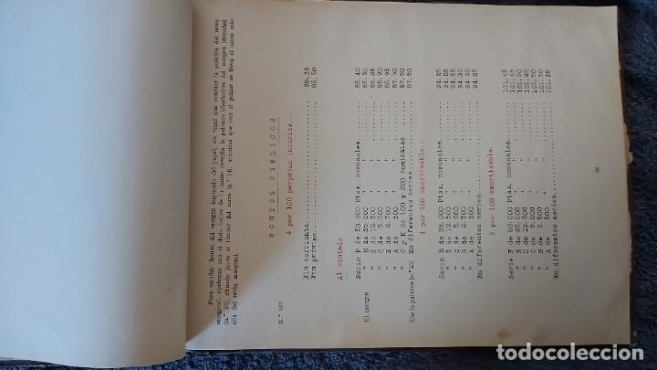 Antigüedades: Curso de mecanografia de la máquina de escribir UNDERWOOD - Foto 19 - 195868570