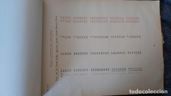 Antigüedades: Curso de mecanografia de la máquina de escribir UNDERWOOD - Foto 21 - 195868570