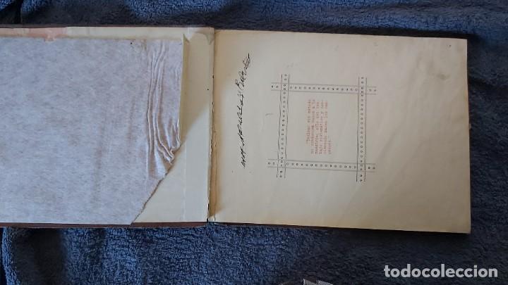 Antigüedades: Curso de mecanografia de la máquina de escribir UNDERWOOD - Foto 38 - 195868570