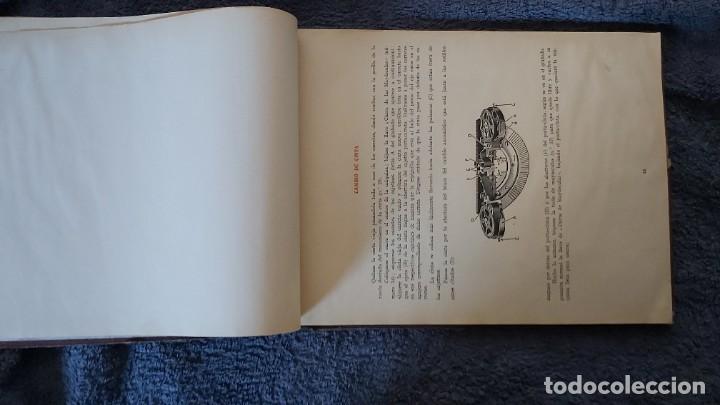 Antigüedades: Curso de mecanografia de la máquina de escribir UNDERWOOD - Foto 47 - 195868570