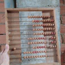 Antigüedades: ANTIGUO ÁBACO. Lote 195945560