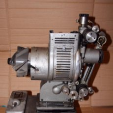 Antigüedades: PROYECTOR CINE 16MM DEBRIE 16 MB15 ICEMSA MADRID PARA RESTAURAR. Lote 195947658