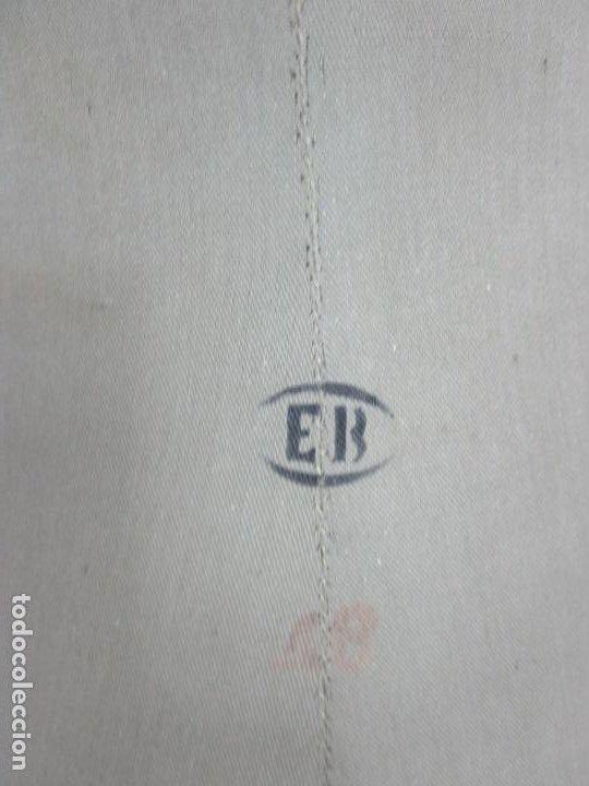Antigüedades: Antiguo Maniqui de Caballero - Sastrería - Firma J. Elías Ballesté - Años 20-30 - Foto 3 - 196076571