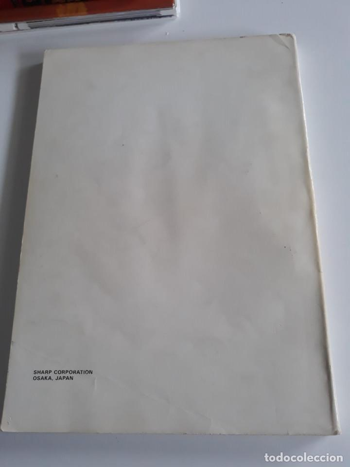 Antigüedades: Manual de usuario - MZ - 700 - Español - Sharp - Foto 4 - 196242746