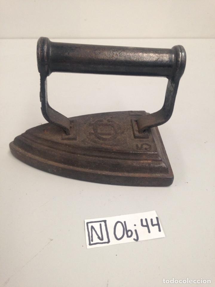 PLANCHA HIERRO (Antigüedades - Técnicas - Planchas Antiguas - Hierro)