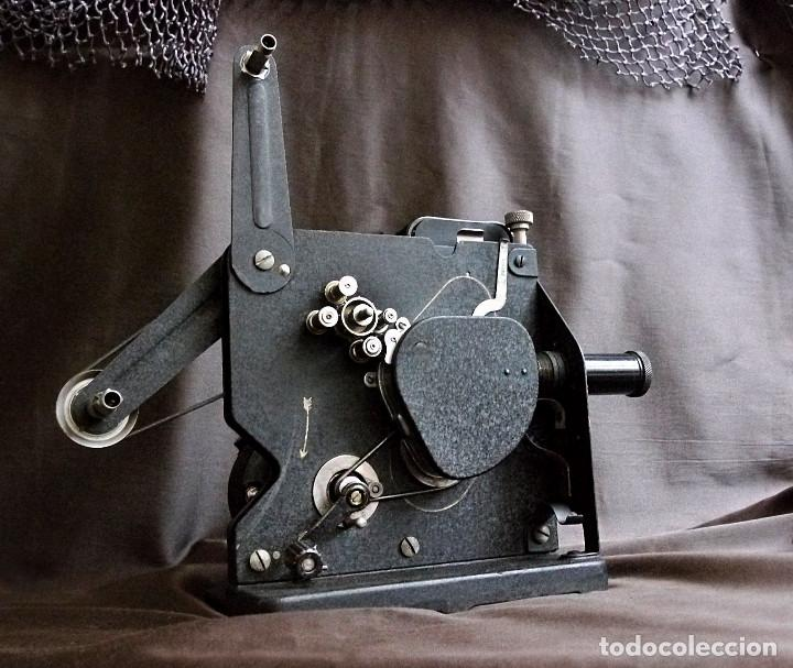 KODASKOPE, MODEL C, EASTMAN KODAK,1920 (Antigüedades - Técnicas - Aparatos de Cine Antiguo - Proyectores Antiguos)