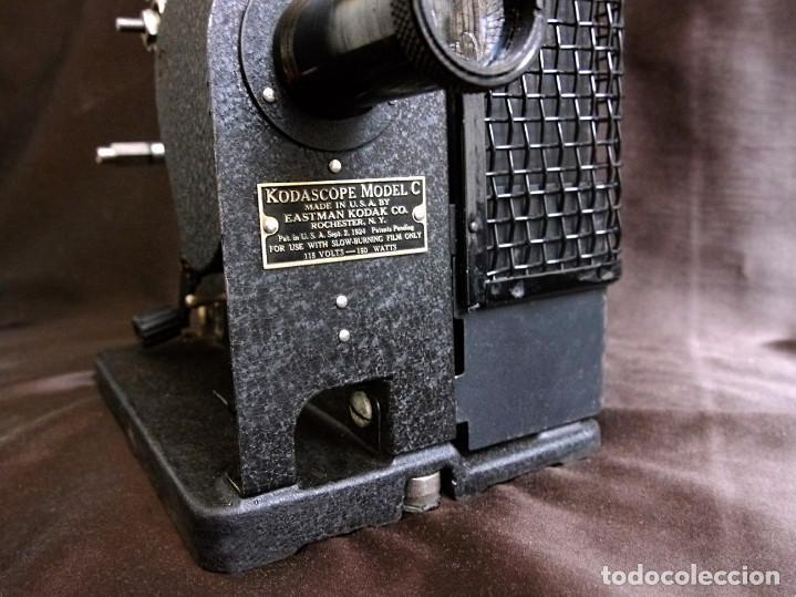 Antigüedades: Kodaskope, model C, Eastman Kodak,1920 - Foto 9 - 196296212