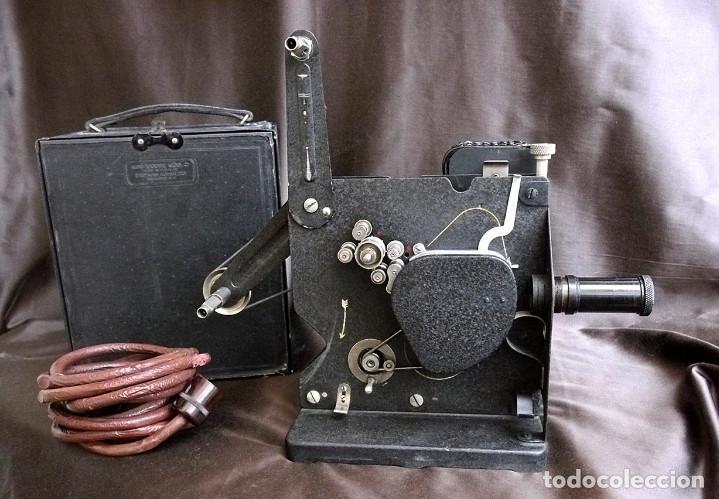 Antigüedades: Kodaskope, model C, Eastman Kodak,1920 - Foto 11 - 196296212