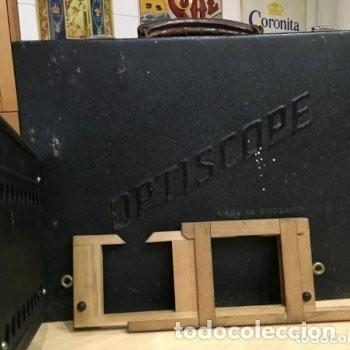 Antigüedades: OPTISCOPE N 8 - Foto 6 - 196445588
