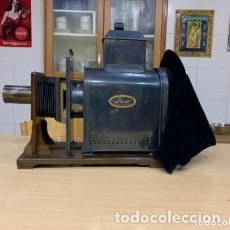 Antigüedades: LINTERNA MÁGICA ICA-DRESDE. Lote 196445637