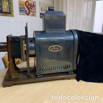 Antigüedades: LINTERNA MÁGICA ICA-DRESDE - Foto 2 - 196445637