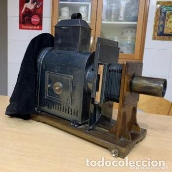 Antigüedades: LINTERNA MÁGICA ICA-DRESDE - Foto 3 - 196445637
