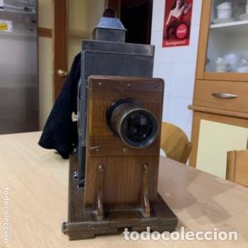 Antigüedades: LINTERNA MÁGICA ICA-DRESDE - Foto 4 - 196445637