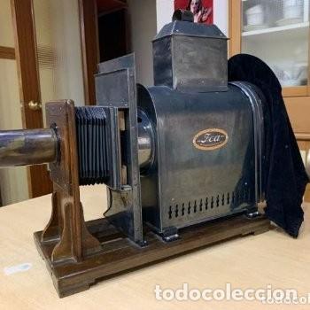 Antigüedades: LINTERNA MÁGICA ICA-DRESDE - Foto 6 - 196445637