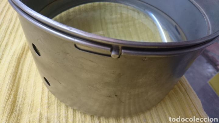 Antigüedades: LUPA MARINA ANTIGUA 21Cm, diámetro x 11cm .... BITÁCORA BRÚJULA MAPAS , INSTRUMENTACIÓN NAVAL, ETC - Foto 4 - 196867947