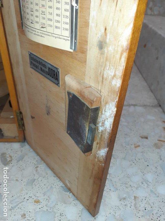 Antigüedades: CAJA DE MICROSCOPIO EMIL BUSCH CON ALGUNAS LENTES DE VENTA EN JODRÁ MADRID // LO DE LA FOTO - Foto 5 - 196944642