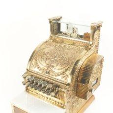 Antiquités: CAJA REGISTRADORA NATIONAL MOD.317 AÑO 1895. Lote 176572127