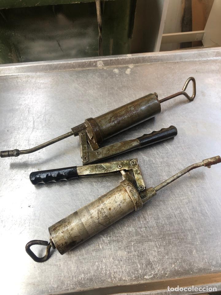 ENGRASADORAS (Antigüedades - Técnicas - Herramientas Profesionales - Mecánica)