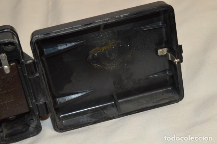 Teléfonos: MARCONI / España - Antiguo timbre exterior, para teléfono - BAKELITA / BAQUELITA - ¡Muy raro, mira! - Foto 7 - 197129607
