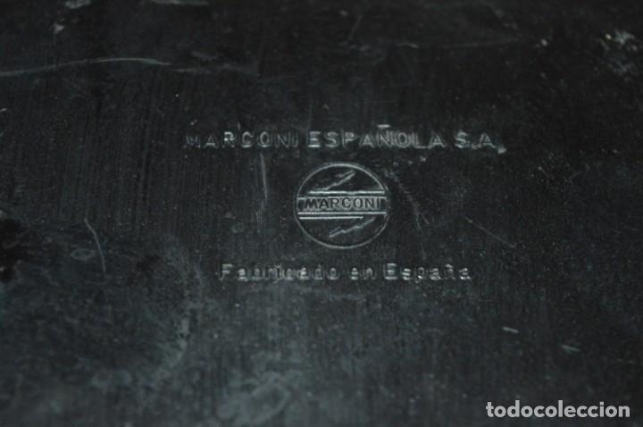 Teléfonos: MARCONI / España - Antiguo timbre exterior, para teléfono - BAKELITA / BAQUELITA - ¡Muy raro, mira! - Foto 10 - 197129607
