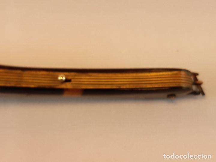 Antigüedades: Impertinentes. Automáticos.Baño de oro, carey?. Siglo XIX. - Foto 9 - 197211107