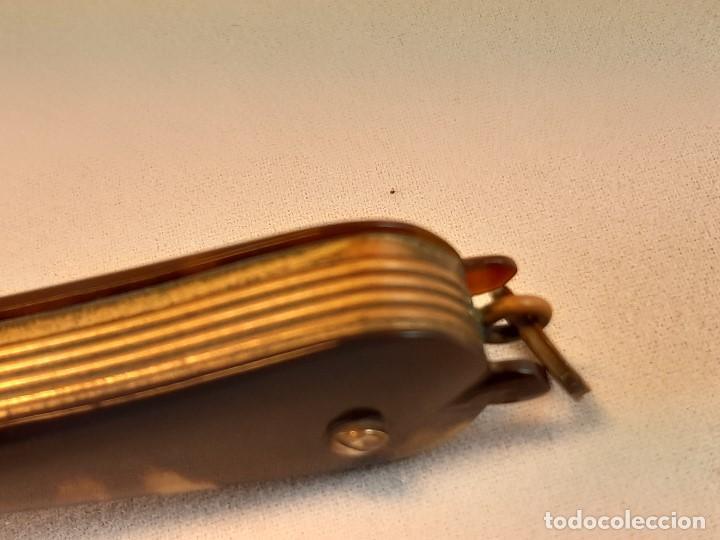 Antigüedades: Impertinentes. Automáticos.Baño de oro, carey?. Siglo XIX. - Foto 13 - 197211107