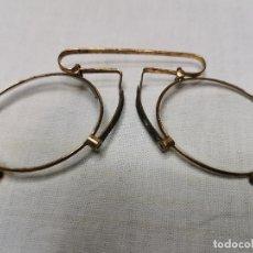 Antigüedades: ANTIGUOS ANTEOJOS . Lote 197228182