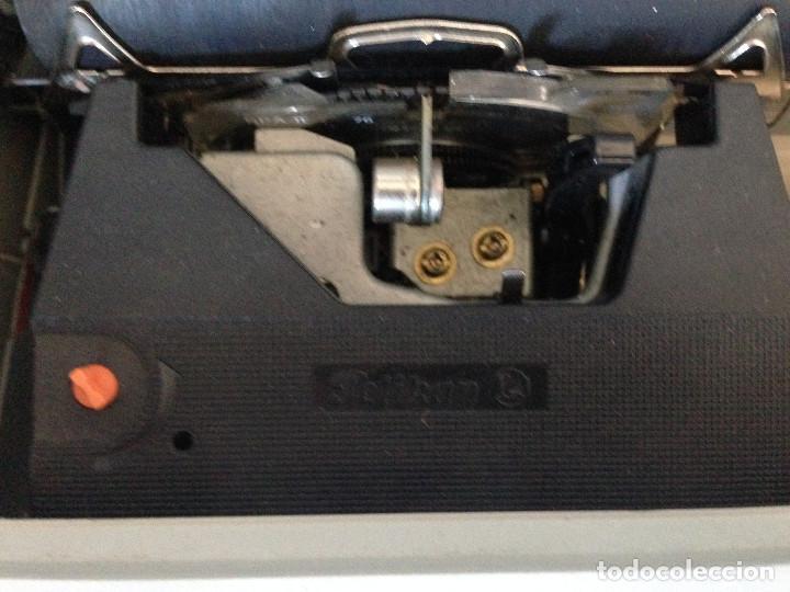 Antigüedades: Máquina de escribir electrica,Brother AX-210 - Foto 6 - 197250825