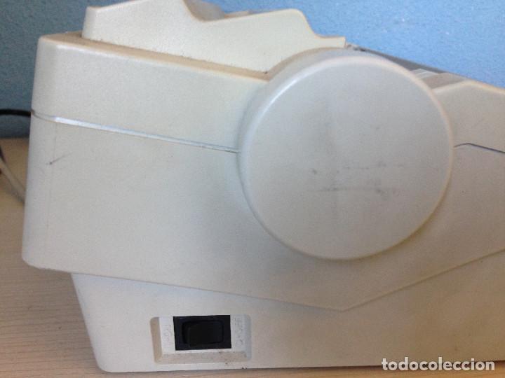Antigüedades: Máquina de escribir electrica,Brother AX-210 - Foto 7 - 197250825