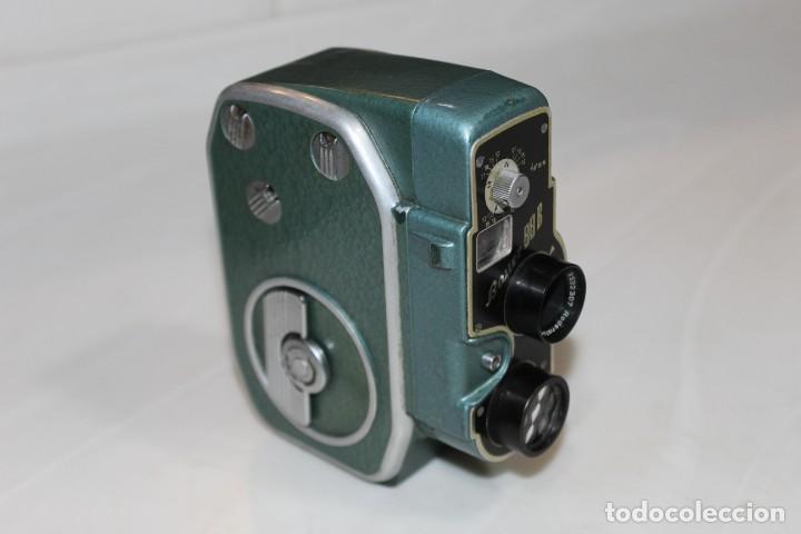 ANTIGUA CAMARA 8 MM BAUER 88 B (Antigüedades - Técnicas - Aparatos de Cine Antiguo - Cámaras de Super 8 mm Antiguas)