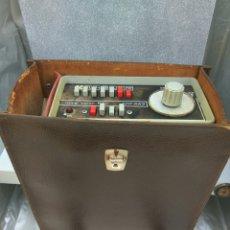 Antigüedades: APARATO MIRA COLOR PAL SINTONIZAR TELEVISION. Lote 197267915