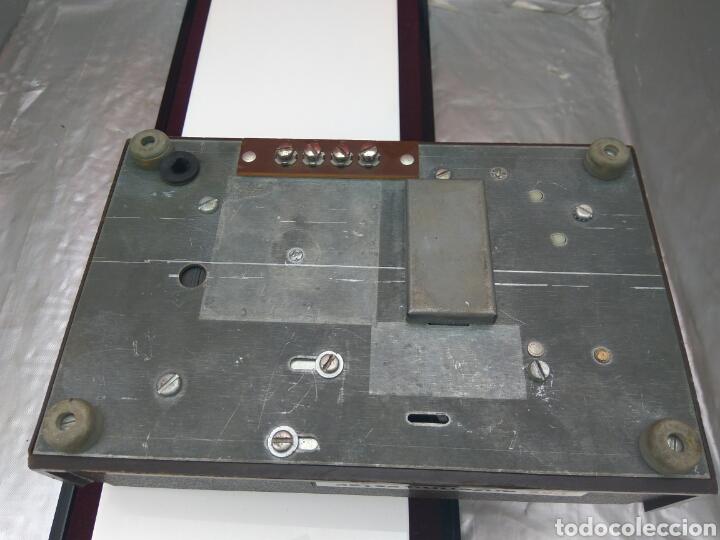 Antigüedades: RADIOAFICIONADOS MANDO ROTOR ANTENA MODELO CDE - Foto 2 - 197281577
