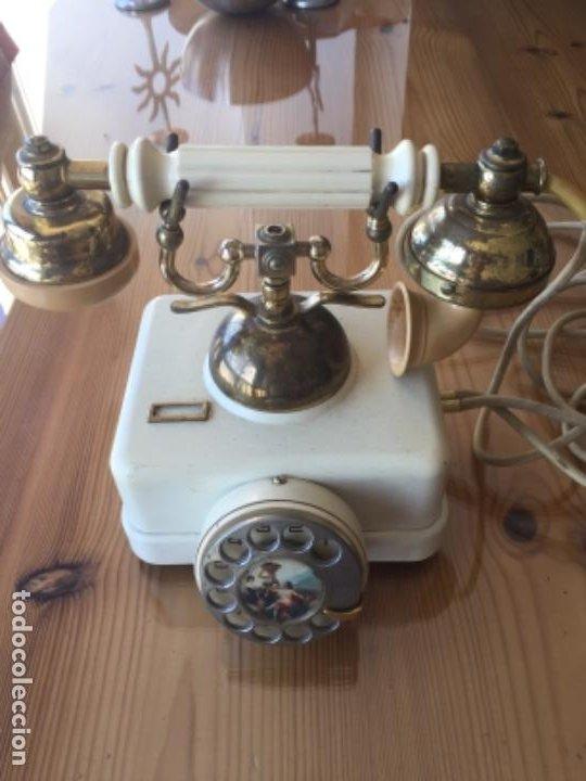 TELÉFONO ANTIGUO (Antigüedades - Técnicas - Teléfonos Antiguos)