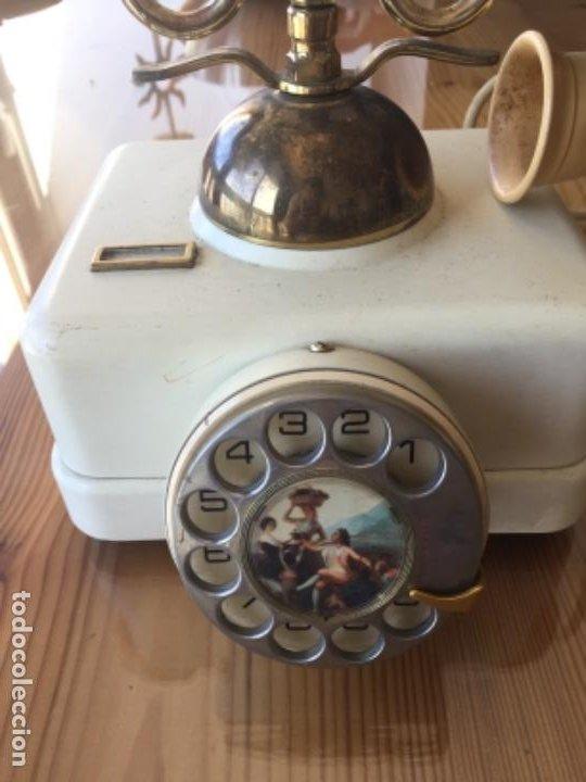Teléfonos: Teléfono Antiguo - Foto 2 - 197293985