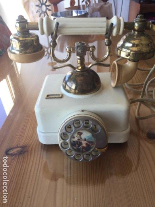 Teléfonos: Teléfono Antiguo - Foto 3 - 197293985