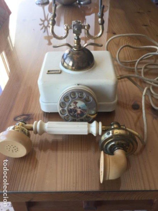 Teléfonos: Teléfono Antiguo - Foto 4 - 197293985