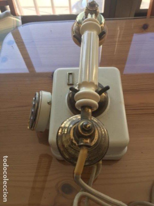 Teléfonos: Teléfono Antiguo - Foto 5 - 197293985