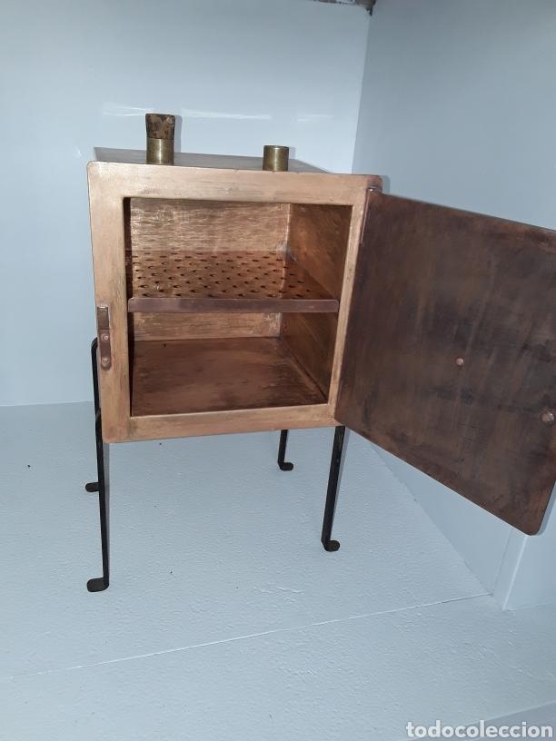 Antigüedades: Antiguo horno de secado farmacéutico industrias Barcelona, s.a. antigua casa harmman circa 1900 - Foto 2 - 197379907