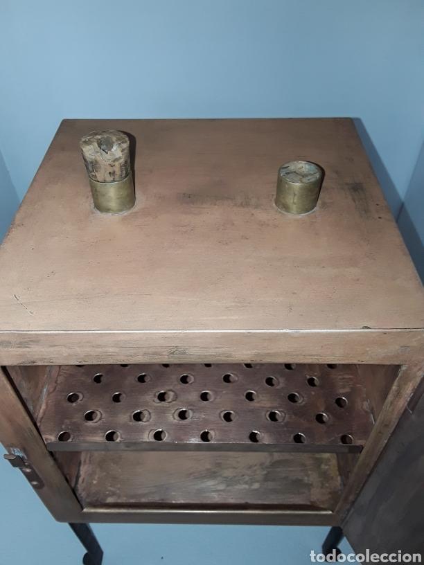 Antigüedades: Antiguo horno de secado farmacéutico industrias Barcelona, s.a. antigua casa harmman circa 1900 - Foto 5 - 197379907