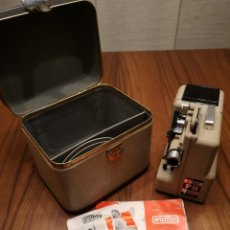 Antigüedades: PROYECTOR EUMING-P8MM.. Lote 197430290