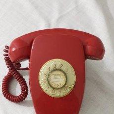 Telefones: TELEFONO MURAL CITESA HERALDO DIAL ROJO. Lote 197459618