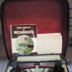 Antigüedades: MAQUINA DE ESCRIBIR - DARO ERIKA .. Lote 197503320