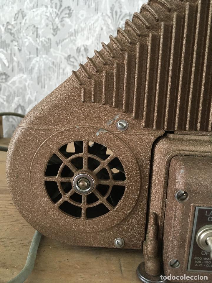 Antigüedades: PROYECTOR MODEL PC-500 FUNCIONANDO A 125V. CON MALETÍN ORIGINAL Y EN MUY BUEN ESTADO - Foto 6 - 197579115