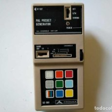Antigüedades: PROMAX GC-981 PAL POCKET GENERATOR ALL CHANNELS VHF - UHF GC - 981 PROMAX GC-981. Lote 197638516